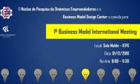 1º Business Model International Meeting