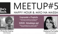 MEETUP#5 - SHE'STECH