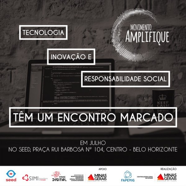 Movimento Amplifique - Meetup